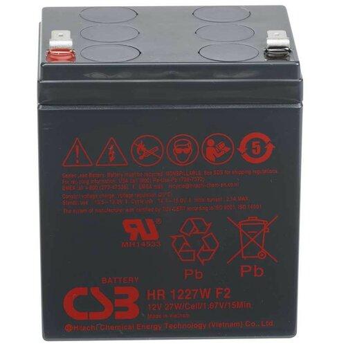 Аккумуляторная батарея CSB HR 1227W 7.5 А·ч
