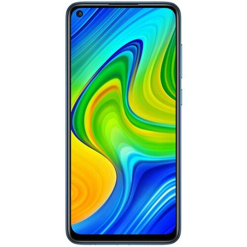 Фото - Смартфон Xiaomi Redmi Note 9 3/64GB (NFC), серый смартфон xiaomi redmi note 9 3 64gb nfc green зеленый