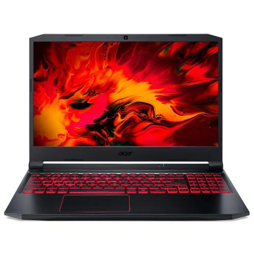 "Ноутбук Acer Nitro 5 AN515-55-59KU (Intel Core i5 10300H 2500MHz/15.6""/1920x1080/16GB/512GB SSD/NVIDIA GeForce GTX 1660 Ti 6GB/Windows 10 Home) NH.Q7PER.00A черный"