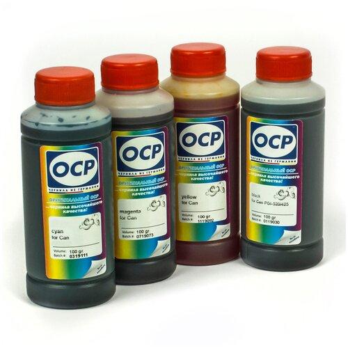 Фото - Чернила (краска) OCP для принтеров Canon MAXIFY: iB4040, MB2040, MB2340, MB5040, MB5140, MB5340, MB5440 100x4 чернила краска для заправки принтера hp envy 6432 набор оптима