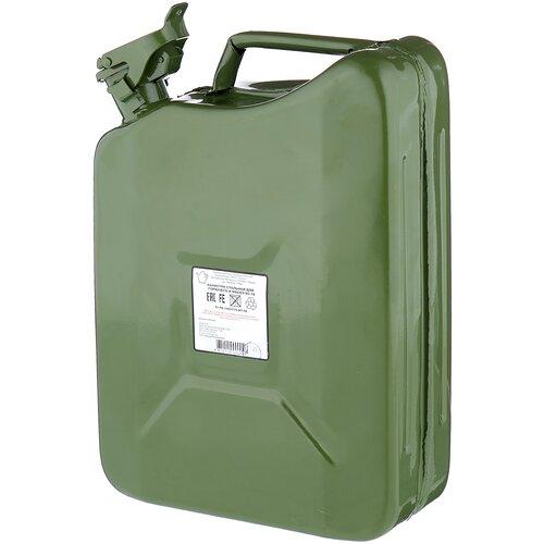 Канистра Орша КПБ-ОР10, 10 л, зеленый