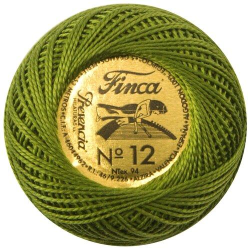Купить Мулине Finca Perle(Жемчужное), №12, однотонный цвет 4561 53 метра 00008/12/4561, Мулине и нитки для вышивания