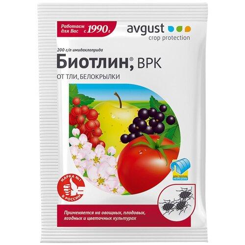 Avgust Препарат от тли на овощных и ягодных культурах Биотлин, 3 мл avgust препарат от тли на овощных и ягодных культурах биотлин 9 мл
