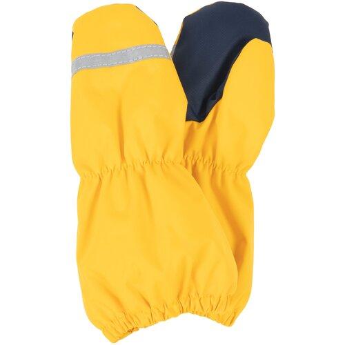 Купить Рукавицы для мальчиков и девочек RAIN K21173в KERRY размер 1 цвет 00109, Царапки и варежки