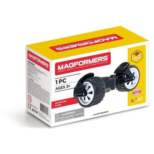 Дополнительные детали Magformers Single 713028 Transform Wheel дополнительные детали magformers 713016 супертреугольники в коробке 12