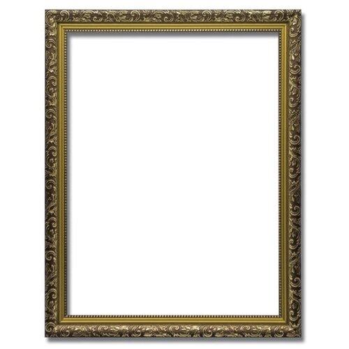 Купить Рама багетная для картины на подрамнике 30х40, VRBZ3019/светло-коричневый, LaKarti, Рамки