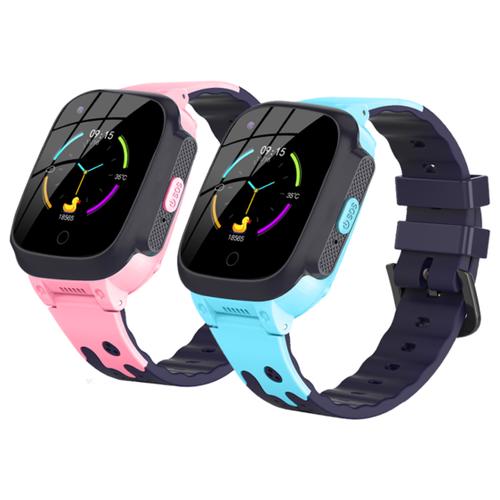 Детские умные смарт-часы Smart Baby Watch LT25 4G с поддержкой Wi-Fi и GPS, HD камера, SIM card, розовый