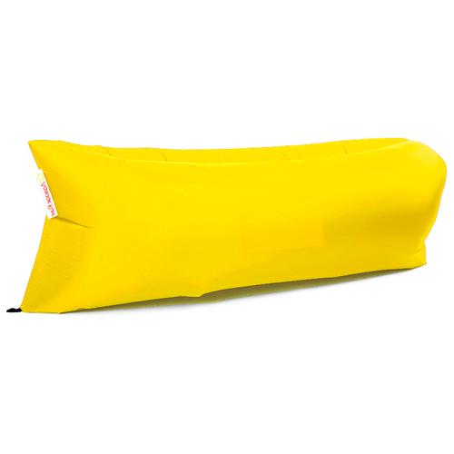 Надувной диван Lamzac Lamzac Standart (200х70) желтый надувной диван лежак lamzac ламзак