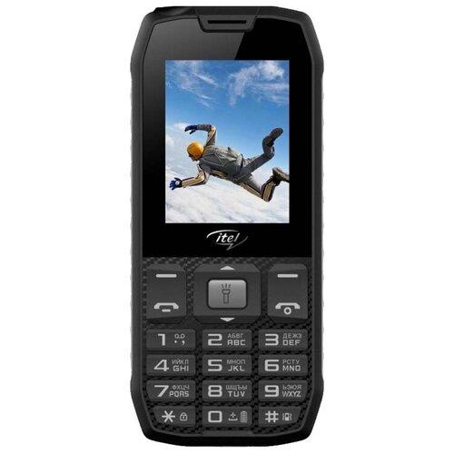 Телефон Itel it4510 черный