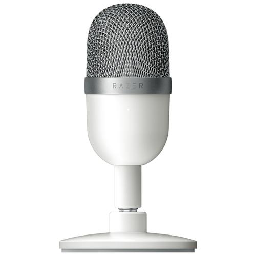 Микрофон Razer Seiren Mini Mercury White