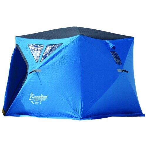 Фото - Палатка Canadian Camper BELUGA 3 PLUS синий палатка canadian camper rino 3 цвет forest