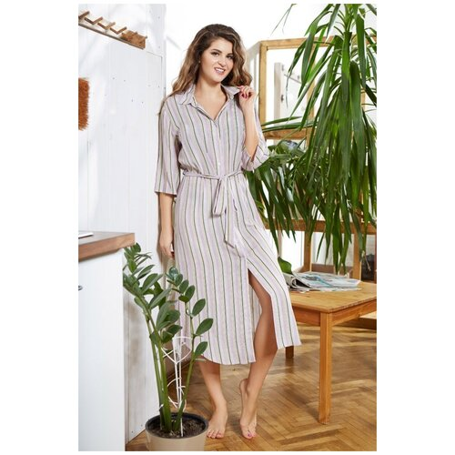 Платье Mia-Mia, размер XXXL(54), сиреневый сорочка mia mia размер xxxl 54 белый голубой