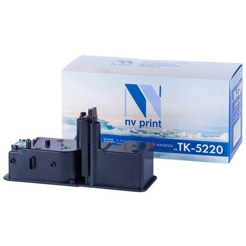 Фото - Картридж NV Print TK-5220 Magenta для Kyocera, совместимый картридж nv print nv tk 5280m совместимый