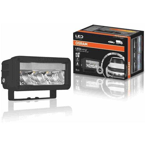 Фара дополнительного света (дальний и габаритный свет) OSRAM LightBar MX140-SP (LED, 12/24V)