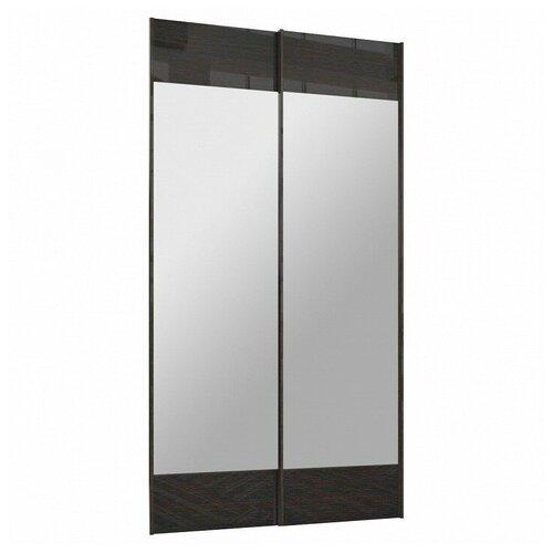 Двери раздвижные Stolline для шкафа Марвин-3 СТЛ.299.50 дуб феррара глянец