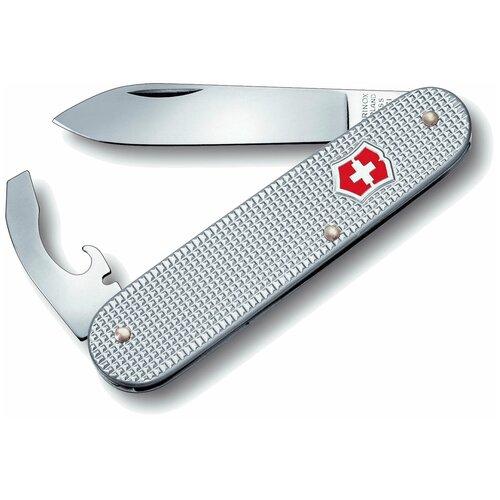 Нож многофункциональный VICTORINOX Bantam Alox серебристый
