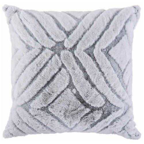 Чехол для подушки Arya 18KQ028CU, 45 x 45 см экрю с серым arya набор полотенец bahar b птицы кухонное 40х60 см экрю розовый
