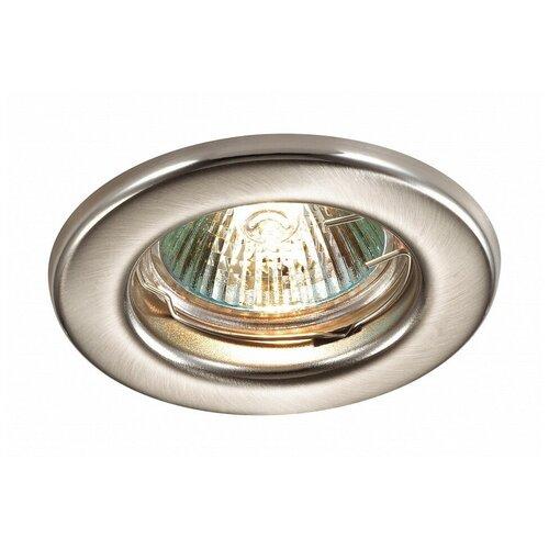 Встраиваемый светильник Novotech Classic 369703 встраиваемый светильник novotech wood 369717
