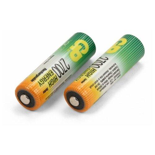 Фото - Аккумуляторы типа AA GP (комплект 2 штуки) 2700mAh аккумуляторы типа aa varta longlife комплект 4 штуки 2100mah