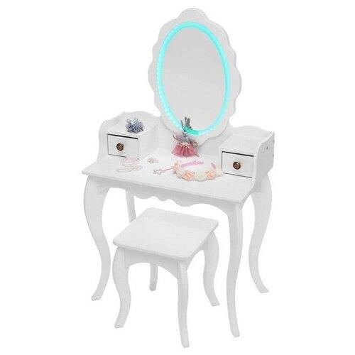 Туалетный столик с подсветкой SunnyWoods Принцесса Эльза по цене 14 990