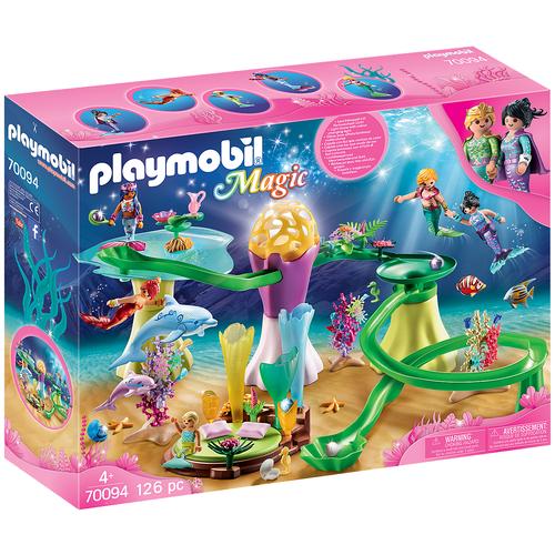 Конструктор Playmobil Magic 70094 Бухта русалок