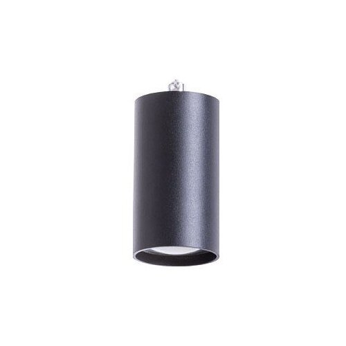 Фото - Подвесной светильник Arte Lamp Canopus A1516SP-1BK светильник подвесной canopus a1516sp 1gy