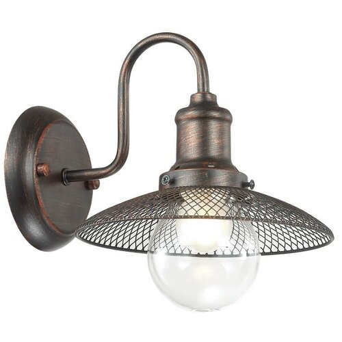 Фото - Настенный светильник Lumion Ludacris 3513/1W, 60 Вт настенный светильник lumion casetta 3126 1w 60 вт