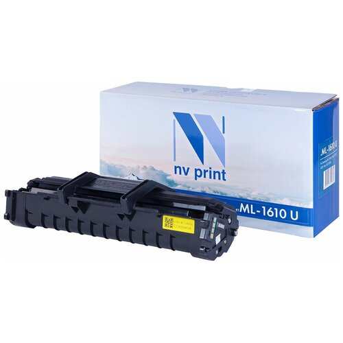 Фото - Картридж NV Print ML-1610 UNIV для Samsung и Xerox, совместимый картридж nv print ml 1710 univ