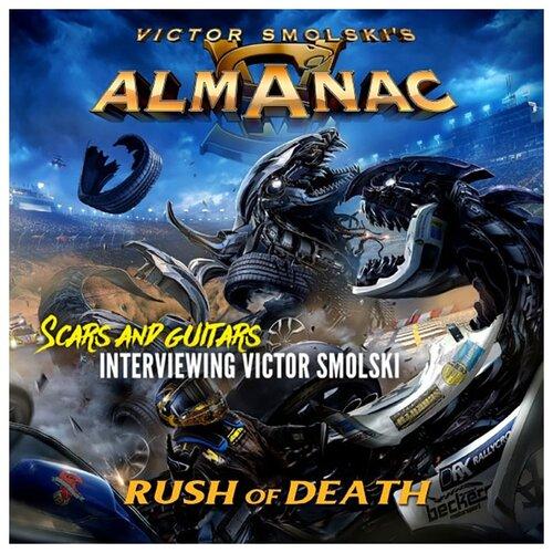 Almanac – Rush Of Death (CD + DVD) a doubter s almanac
