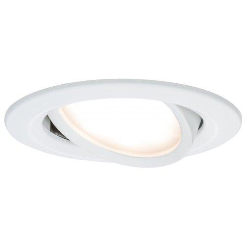 Фото - Встраиваемый светильник Paulmann 93864 3 шт. встраиваемый светильник paulmann 92521 3 шт