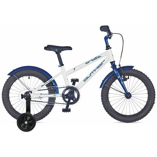 детский велосипед navigator bingo вн12158 белый с рисунком требует финальной сборки Детский велосипед Author Orbit (2019) белый/синий 9 (требует финальной сборки)