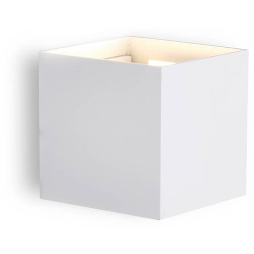 Фото - Настенный светильник Ambrella light Sota FW137, 10 Вт настенный светильник ambrella light fa565 wh s белый песок 13 вт