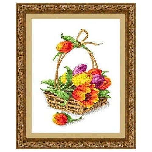 Купить Набор для вышивания «Сделано с любовью» ЦВ-057 Ранняя весна, Наборы для вышивания