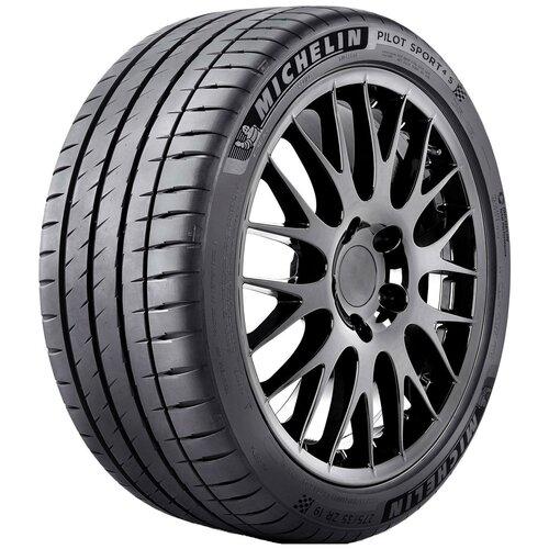 Автомобильная шина MICHELIN Pilot Sport 4 S 315/30 R22 107Y летняя 22 315 30 107 300 км/ч 975 кг Y (до 300 км/ч) Y