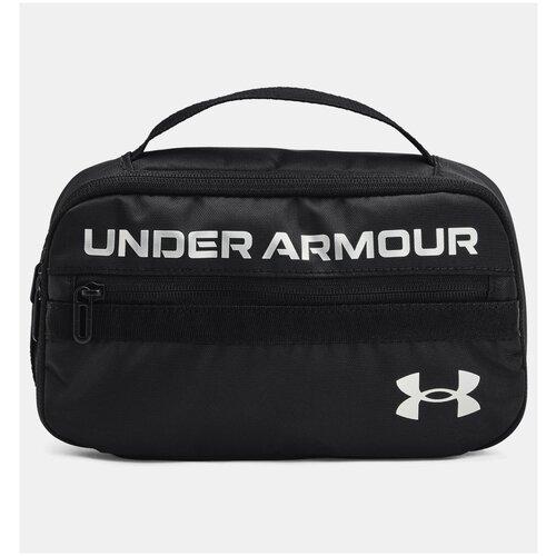 Сумка дорожная Under Armour Contain Travel Kit, black /metallic silver