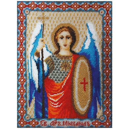 Купить Набор для вышивания PANNA CM-1017 ( ЦМ-1017 ) Икона Архангел Михаил , Наборы для вышивания