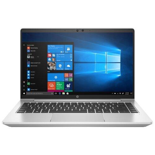 "Ноутбук HP ProBook 440 G8 (Intel Core i3 1115G4 3000MHz/14""/1920x1080/8GB/256GB SSD/Intel UHD Graphics/Windows 10 Pro) 27H88EA серебристый"