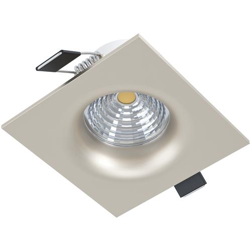 Eglo Saliceto 98474, встроенный светодиодный светильник (LED), 6 Вт светильник светодиодный eglo pertini 96092 led 21 6 вт