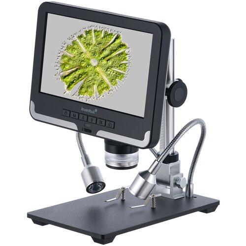 Фото - Микроскоп LEVENHUK DTX RC2 черный микроскоп levenhuk 320 plus монокулярный