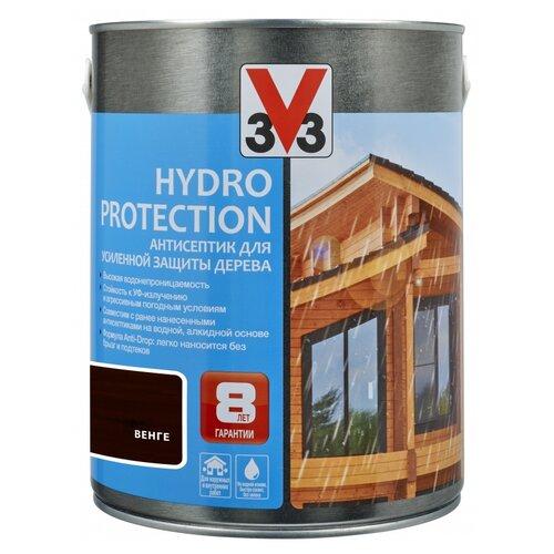 V33 Hydro Protection венге 2.5 л