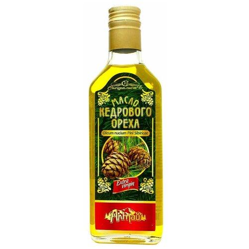 Специалист масло кедрового ореха, 0.25 л