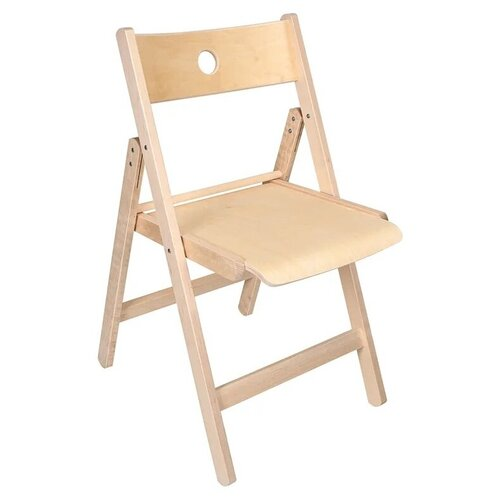 Стул KETT-UP Eco Style KU037 натуральный стул kett up picnic eco дерево цвет беленый