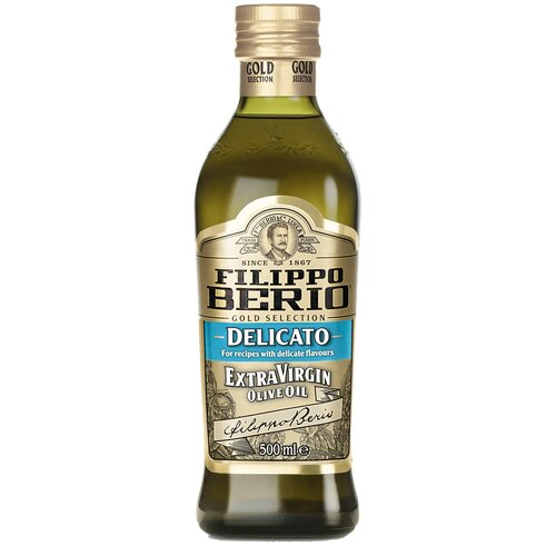 Filippo Berio масло оливковое Extra Virgin Delicato, 0.5 л