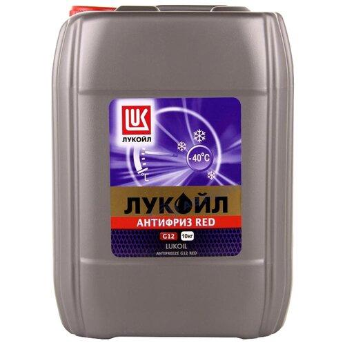 Антифриз ЛУКОЙЛ Red G12 10 кг
