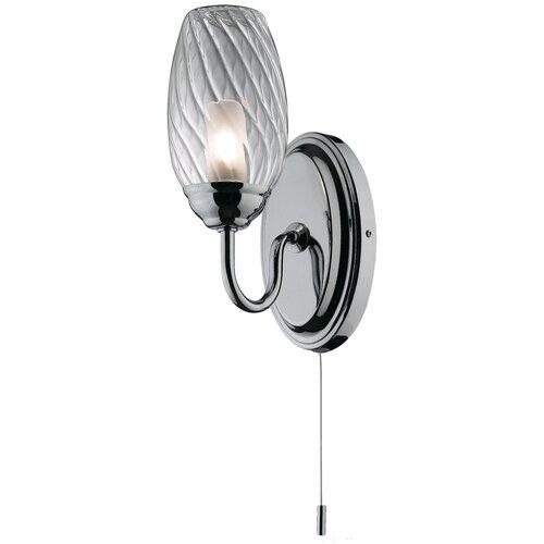 Бра Odeon Light Batto 2147/1W, с выключателем, 40 Вт недорого