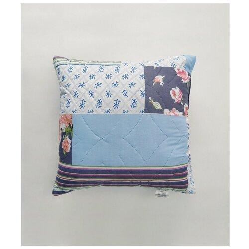 Подушка декоративная без канта 40х40 (см) (полиэфирное волокно)
