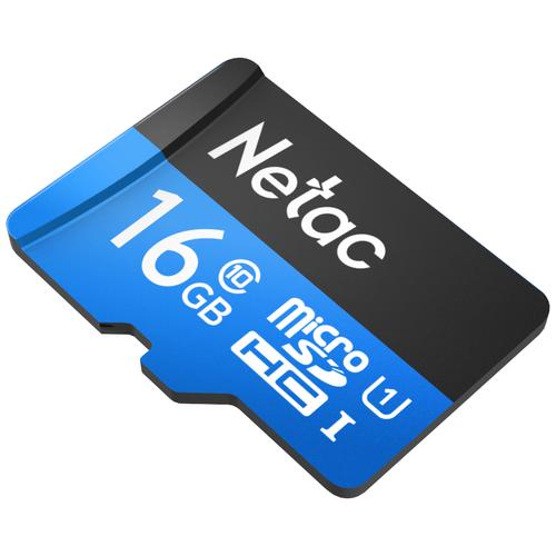 Фото - Карта памяти Netac NT02P500STN-016G-S карта памяти netac nt02p500stn 016g s