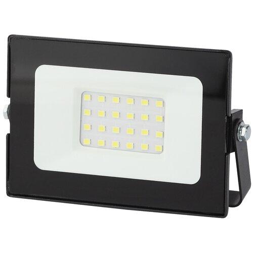 Фото - Прожектор светодиодный 30 Вт ЭРА LPR-021-0-65K-030 светодиодный прожектор эра lpr 30 6500k m smd б0017301