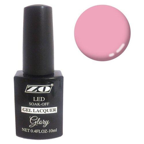 Купить Гель-лак для ногтей ZO Glory, 10 мл, 037 розовый щербет