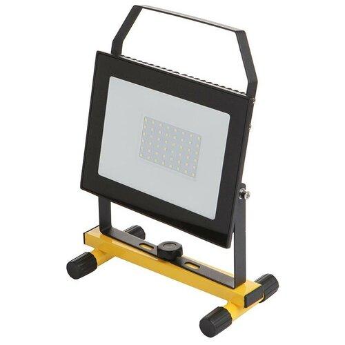 Прожектор светодиодный аккумуляторный 20 Вт REV 29138 1